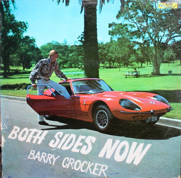 Barry Crocker cover of Both Sides now album