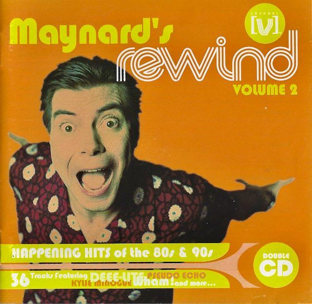 Maynard's Rewind Volume 2 CD