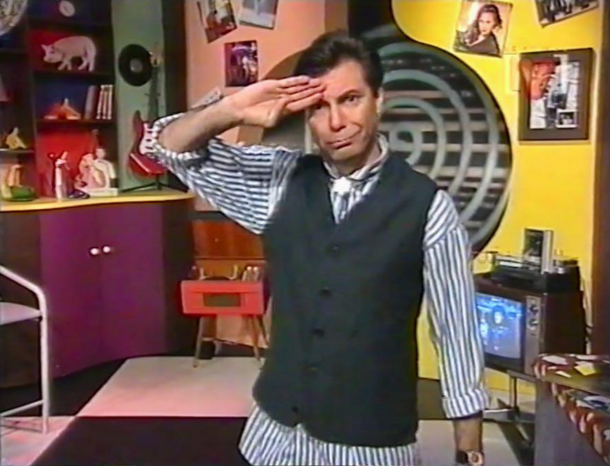 Maynard salutes 1987