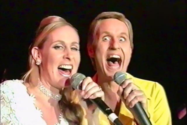 Bob Downe & Pastel Vespa sing