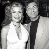 Kim Wilde with Maynard 1995
