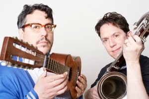 John Flansburgh & John Linnell They Might Be Giants